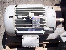 Baldor Electric High Efficiency Motor Automotive Industry 20 Hp 460 V