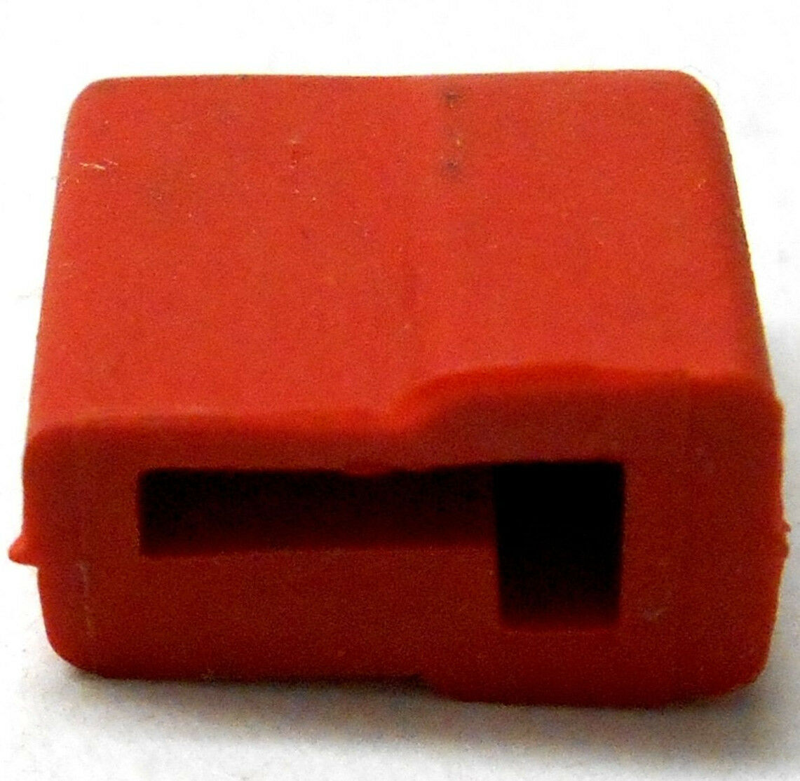C0122 RC Battery T-Plug Rubber Cap Hat Cover x 5 Red