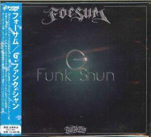 FOESUM-G-FUNK-SHUN-JAPAN-CD-F30