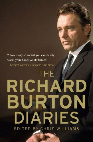 1 of 1 - The Richard Burton Diaries by Richard Burton 0300197284 The Cheap Fast Free Post