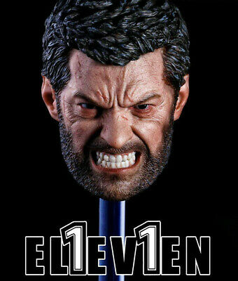 Eleven 1//6 wolverine logan Hugh jackman headplay Custom FIGURE TOYS IN STOCK