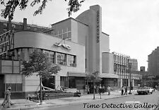 Greyhound Bus Station, Washington D.C. - Historic Photo Print