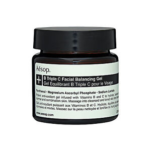Aesop-B-Triple-C-Facial-Balancing-Gel-60ml-Moisturizing-Nourish-Protect-Skincare