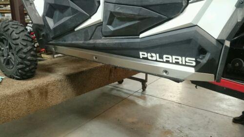 Polaris RZR XP 4 1000 RZR 4 900 ROCK SLIDERS LOW PROFILE STAINLESS