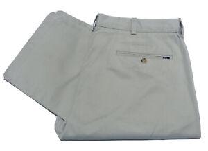Polo-Ralph-Lauren-Men-039-s-Classic-Fit-Pantalon-Chino-Classique-Stone