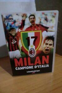 17-MILAN-CAMPIONE-D-039-ITALIA-DVD-de-LA-GAZZETTA-DELLO-SPORT