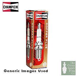 4x CHAMPION PLATINO SPARK PLUG QC12PEP