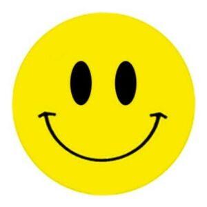 Lächelnder Smiley