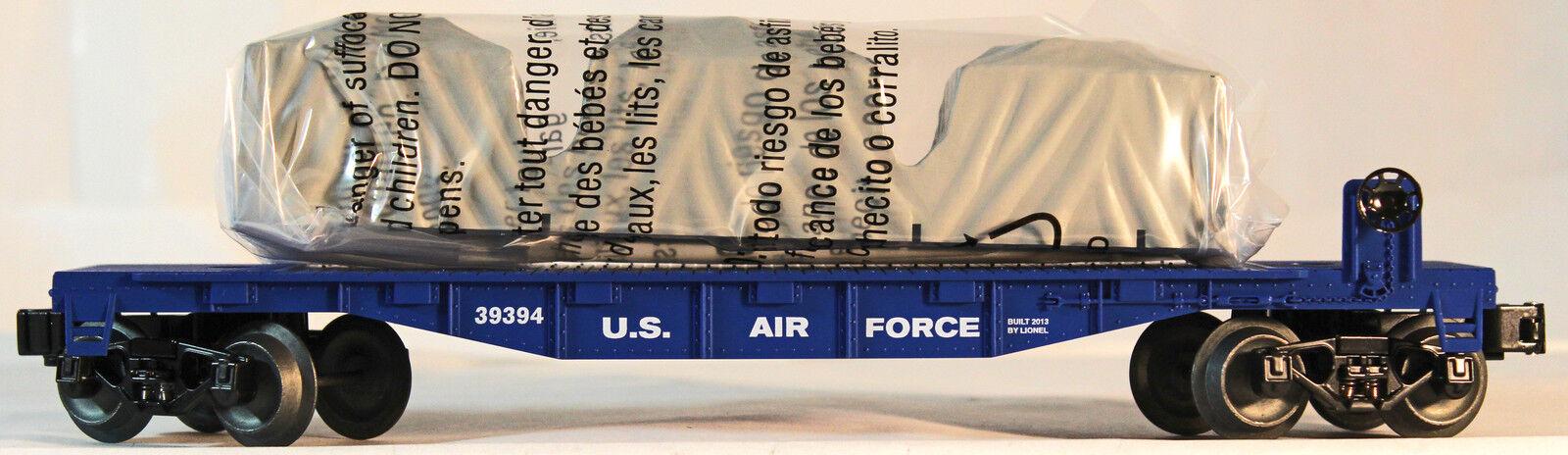 Lionel US Air Air Air Force 6-39394 Flat Car 92dca7