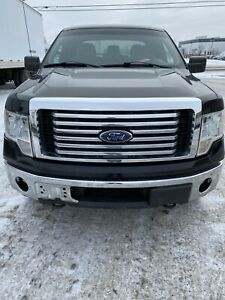 2011 FORD F-150 XLT LOW KMS