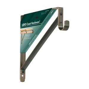 Heavy-Duty-Shelf-Rod-Brackets-12-x-11-in-Copper-Oil-Rubbed-Bronze-Shelving-Rod