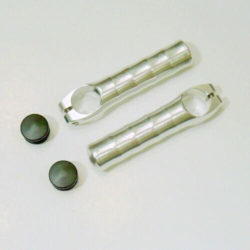 59g Silver B54 Details about  /gobike88 XON XBE-01 Ultra Light Bar End