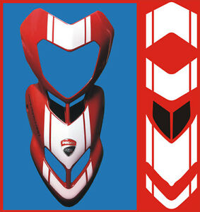 Adesivi Ducati Hypermotard Parafango/spoiler- Adesivi/adhesives/stickers/decal Disponible Dans Divers ModèLes Et SpéCifications Pour Votre SéLection