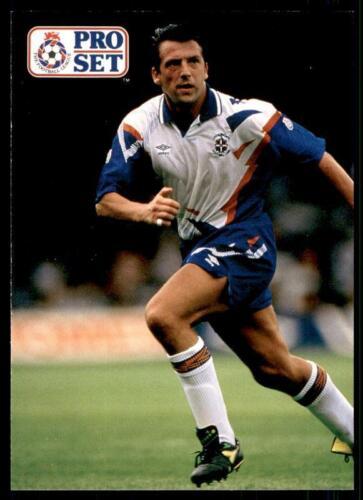 PRO SET Football 1991-1992 Luton Town Darren McDonough #51