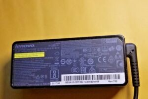 GENUINE-LENOVO-THINKPAD-AC-Adapter-Power-Charger-65W-X1-T450-T460-T470-used