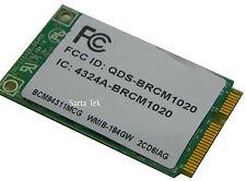 Broadcom BCM94311MCG 802.11b/g PCI-Express Wireless Card 407159-001