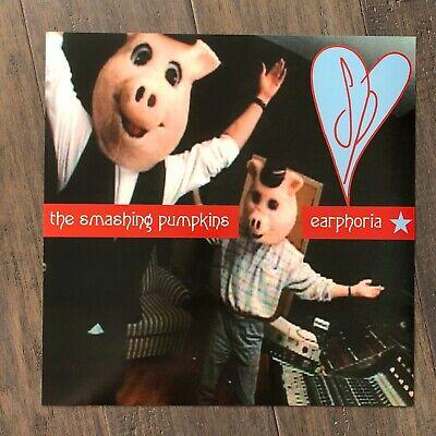 Promotional 12x12 Smashing Pumpkins EARPHORIA Promo Poster Flat