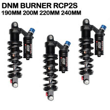 DNM BURNER-RCP2S Mountain Downhill Bike Rear Shock 240mm 550 lbs New Model Type