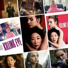 "010 Killing Eve Season 1 2 Hot USA TV Show 24/""x36/"" Poster"