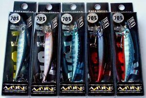 DUO-Spearhead-RYUKI-70S-M-AIRE-Limited-Angeln-Japan-Wobbler-Koeder-Forele-NEW