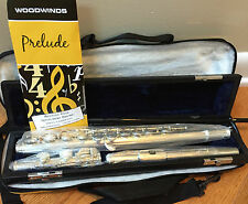 NEW CONN-SELMER PRELUDE FL711 STUDENT FLUTE OUTFIT