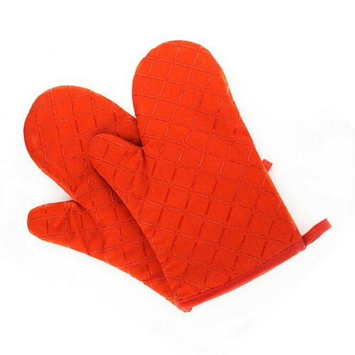 Silicone Baking Oven Microwave Oven Gloves Heat Insulation Non-Slip Thickening