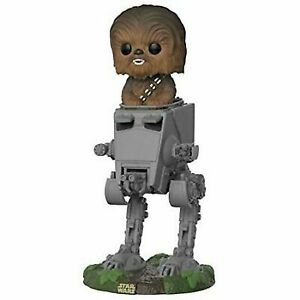Chebacca AT-ST Star Wars Bobble Funko POP 236 NEW Wookiee Wookie HARD TO FIND