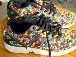 8 Mens Loopschoenen Skittles Adidas m M Sz Torsion Edition Limited 5xqpfSqw