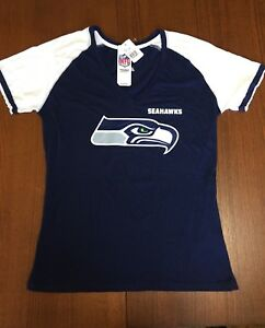 Details about Seattle Seahawks NFL Football Women's Large Taking Charge! MSRP 34.99 New!