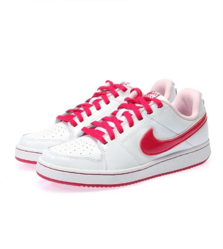 NIKE BACKBOARD WHITE/PINK 488303 100 LAST PAIR !!! Cheap and beautiful fashion