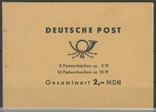 DDR MH 4 b 2 postfrisch (635126)