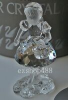 Swarovski Crystal Figurine #191695 Red Riding Hood RARE New in Box