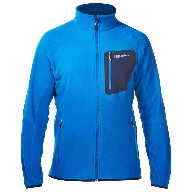 Berghaus deception bluee Full fleece RRP .99
