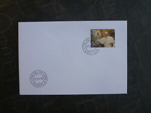 2016-VATICAN-CITY-80th-ANNIV-OF-THE-BIRTH-OF-POPE-FRANCIS-FDC-FIRST-DAY-COVER