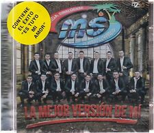 Banda Sinaloense Ms De Sergio Lizarraga CD NEW La Mejor Version De Mi  SEALED