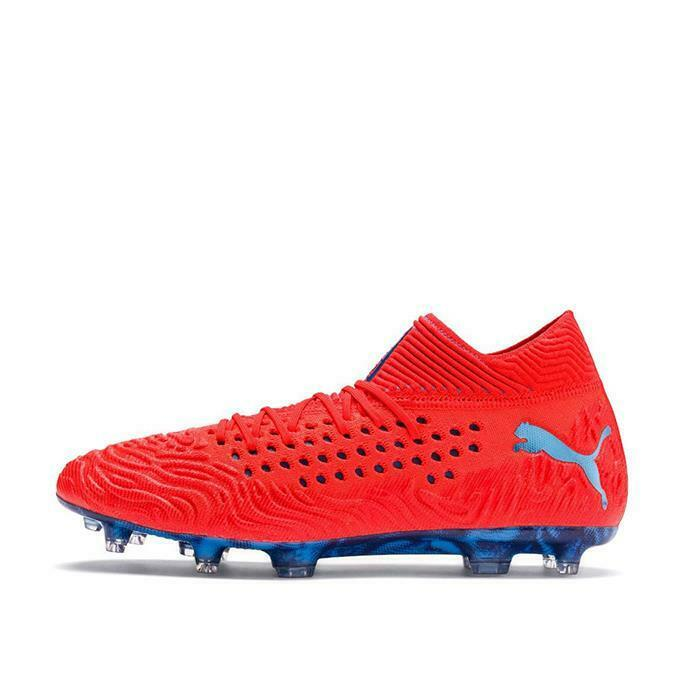 Puma Future 19.1 Netfit FG AG Men's Soccer Cleats Football shoes 105531-01 1901