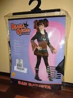 Drama Queen Bad Bat-ista Halloween Costume Child Size Small 4-6