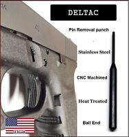 Pin Removal Punch Heat Treated Stainless Steel