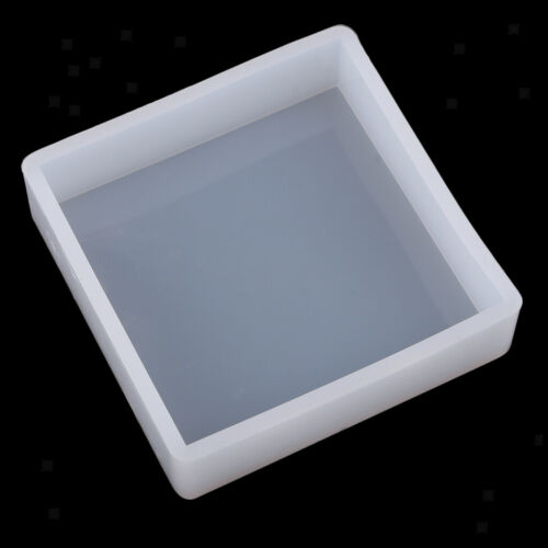 Resin Casting Mold Square Silicone Resin Mould Jewelry DIY Making Mould Tool