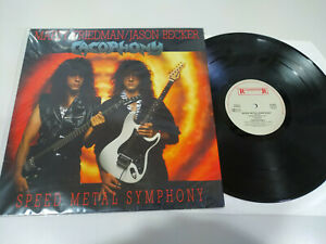 Cacophony-Speed-metal-Symphony-Holland-Edition-1987-LP-Vinilo-12-034-VG-VG