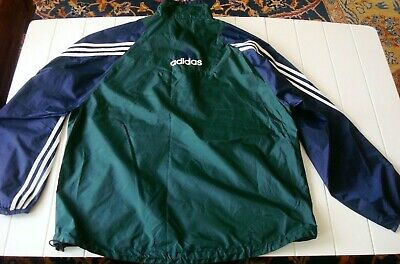 adidas originals blocked anorak jacket men's