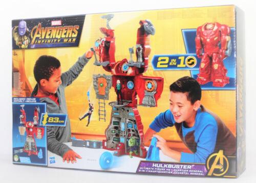 Hulkbuster Hauptquartier Spielfiguren nicht enthalten Avengers Hulkbuster