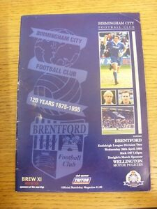 26041995 Birmingham City v Brentford  Creased Worn Trusted sellers on ebay - <span itemprop='availableAtOrFrom'>Birmingham, United Kingdom</span> - Returns accepted within 30 days after the item is delivered, if goods not as described. Buyer assumes responibilty for return proof of postage and costs. Most purchases from business s - <span itemprop='availableAtOrFrom'>Birmingham, United Kingdom</span>