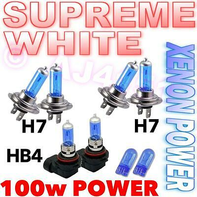 Beliebte Marke H7 H7 Hb4 100w Xenon Scheinwerferbirne High/low / Nebel Träger Haupt- / Topf /