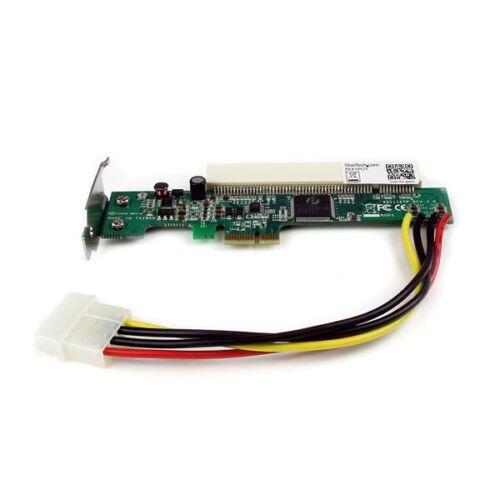 StarTech PEX1PCI1 PCI Express to PCI Adapter Card 1.0a 2.2 Windows XP Vista 7 8