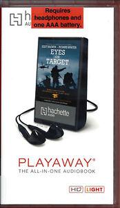 Eyes-on-Target-by-Scott-McEwen-amp-Richard-Miniter-Unabridged-Playaway-Audio-Book