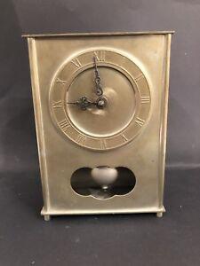 Zinn-Uhr-Quartz-Reinzinn-20-5-x-14-5-cm-1235-Gramm-25183