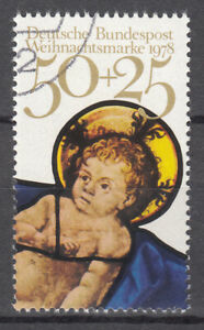 BRD 1978 Mi. Nr. 989 aus Block 17 Gestempelt LUXUS!!!