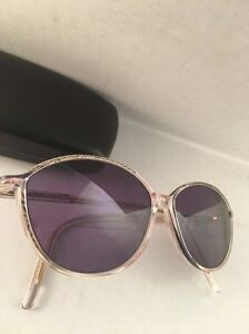 91634d6102b5 Silhouette RX 52-12-130 Eyeglasses gold rose plastic Frame Made In ...