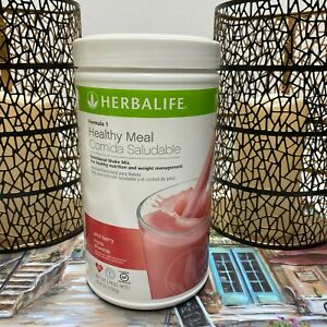 HERBALIFE, HEALTHY MEAL, NUTRITIONAL SHAKE MIX, weight loss XXL SIZE